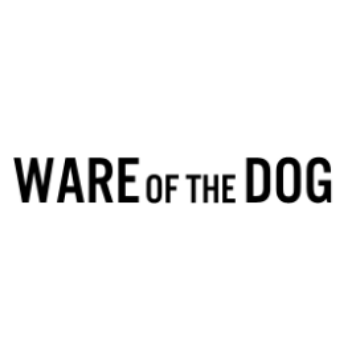 WARE OF THE DOG